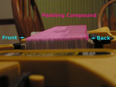 Apply Padding Compound
