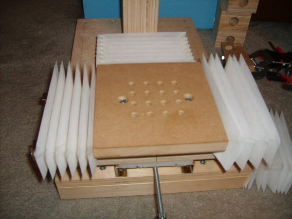 Axis Dust Cover for the CNC Mini Milling Machine
