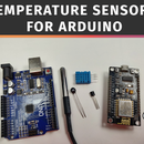 Interfacing DS18B20 Temperature Sensor With Arduino and ESP8266