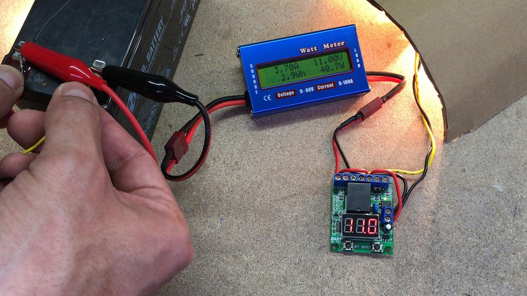 Low Voltage Control
