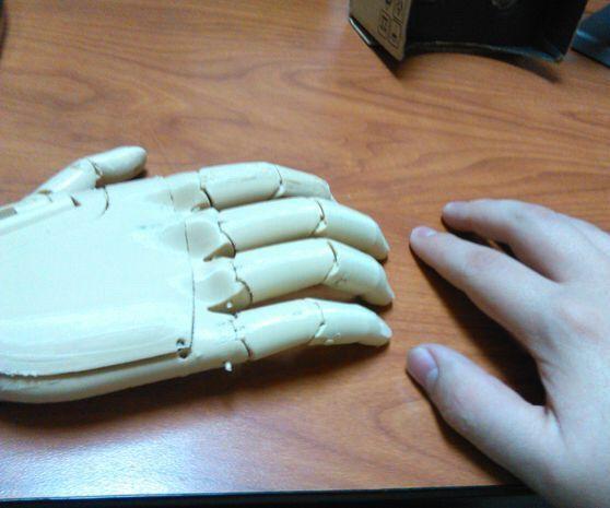 How to build a Galileo Hand. Author: +Ali Lemus