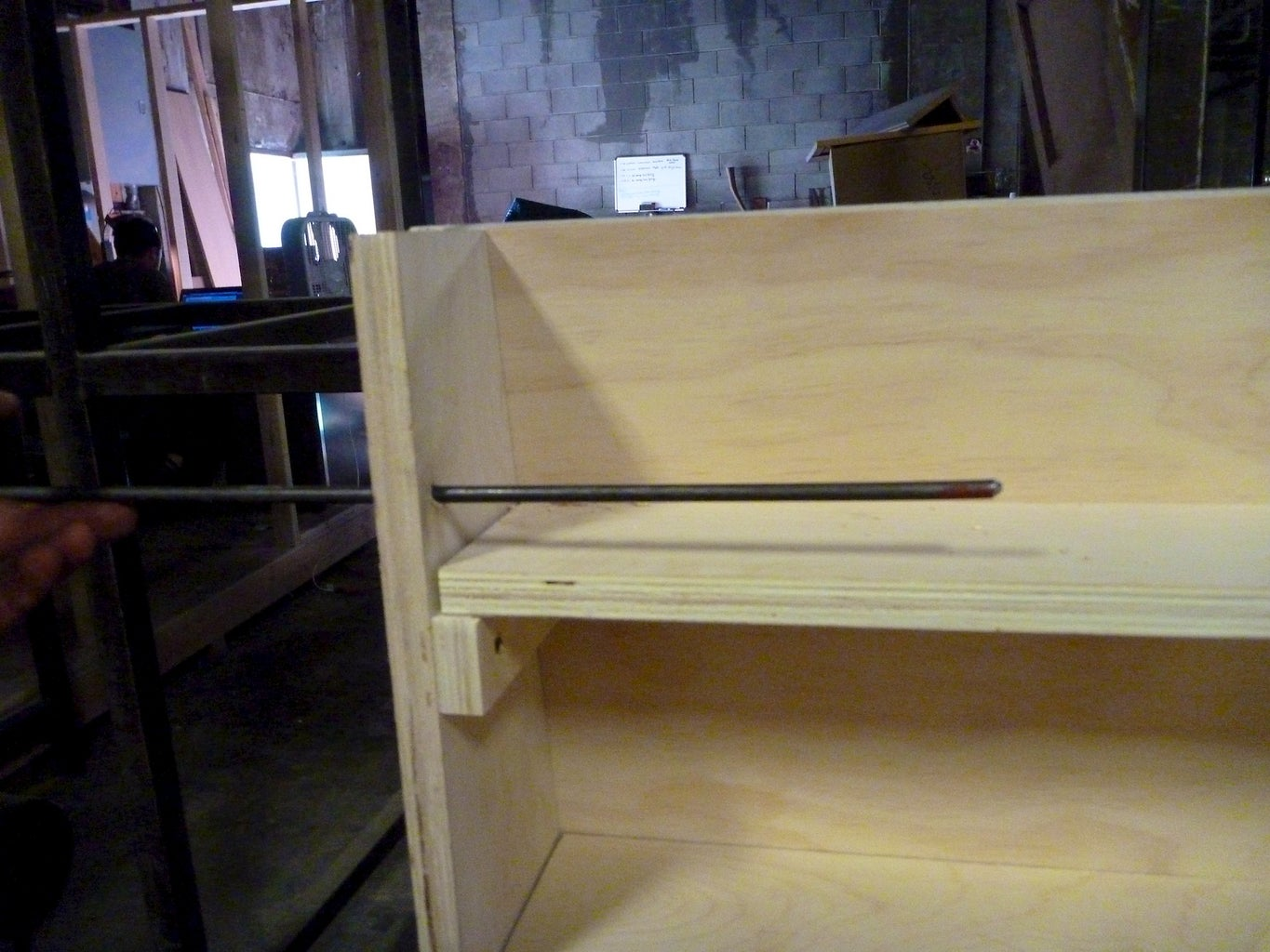 Build Out Shelving