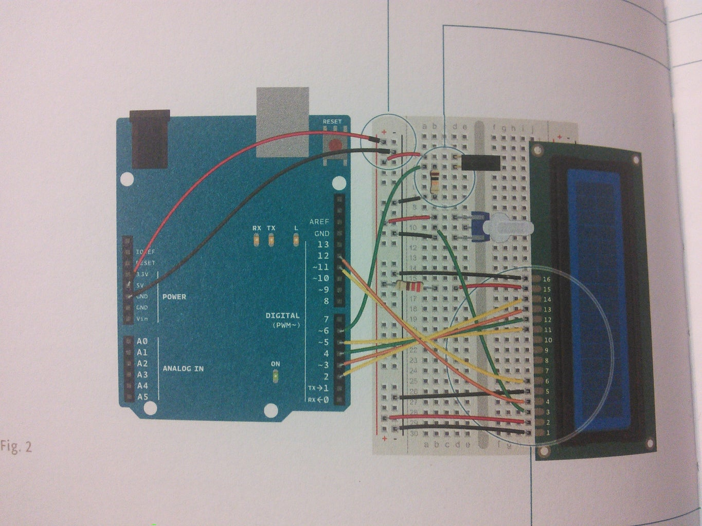 Step 3: the Wiring Layout