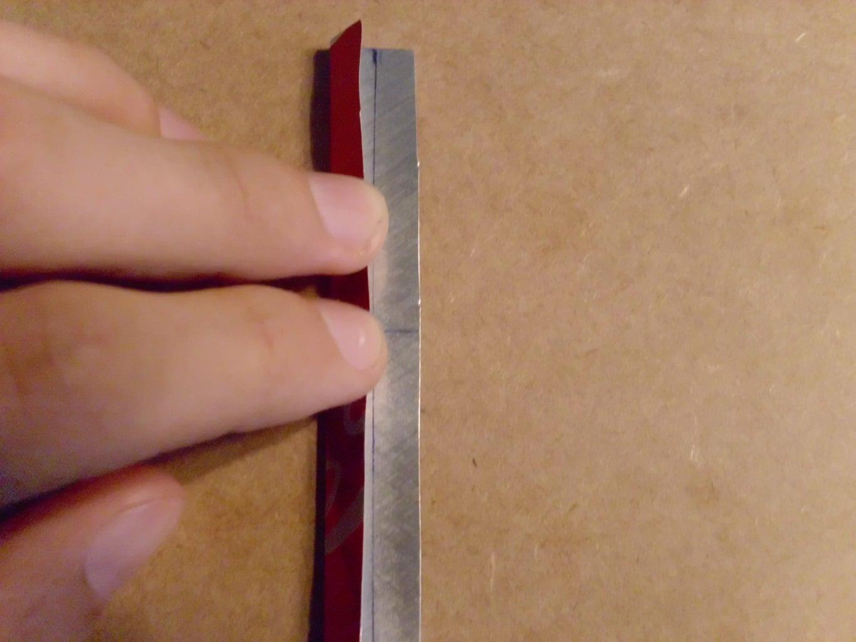 More Measuring, Then Folding