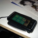 Powermat your phone (in this case my HTC Arrive)