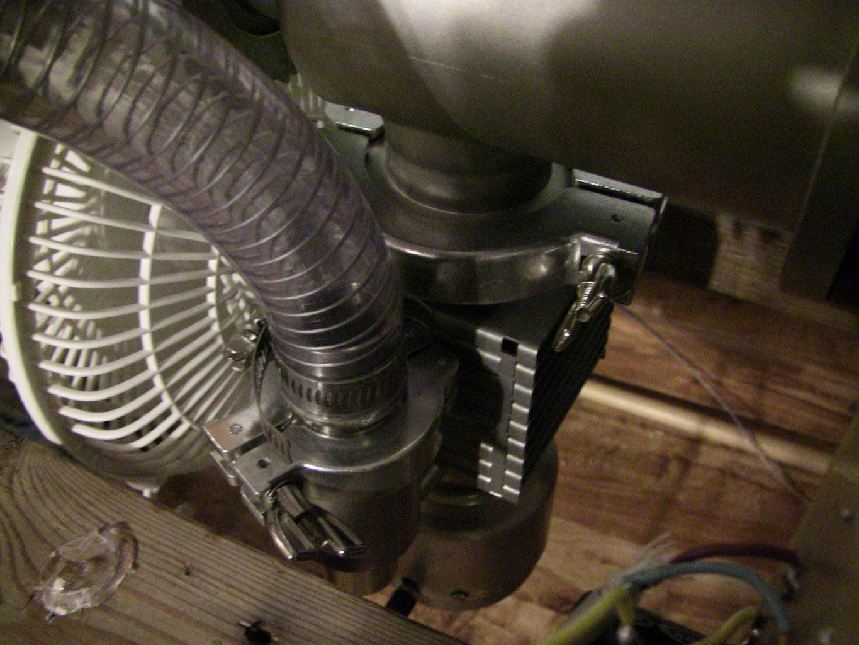 Prepare the High Vacuum Pump