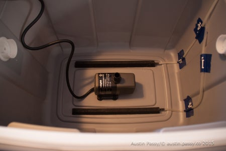 Step 4: the Pump