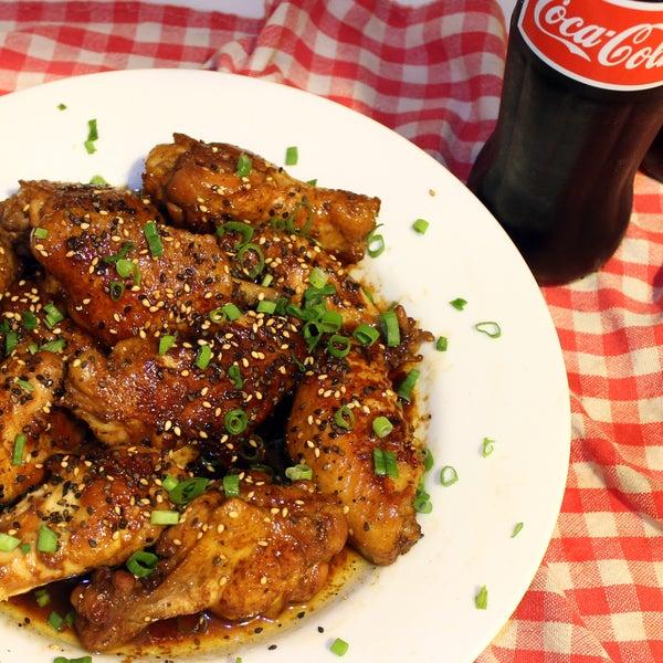 Coca Cola Chicken Wings