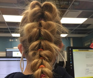 How to Do the Pull Through Braid