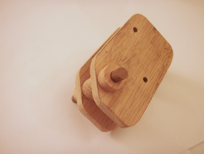 Making the Wooden Hinges