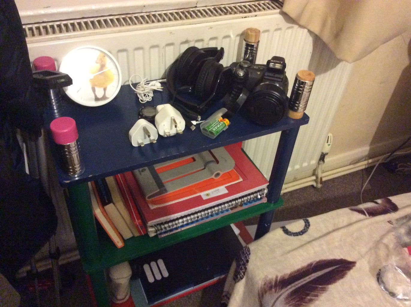DIY Shelf Made Just for Students!