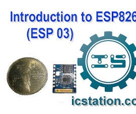 ESP8266 ESP-03 Remote Wireless Module WIFI to UART Module