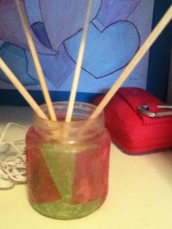 How to Make Good Smelling Sticks