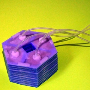 Making the Artificial Air Muscles