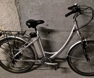 Make This Ebike Cruising Again (from NiMh to Lithium Journey)