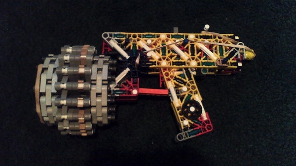 Knex OodaVolver (How to Build)