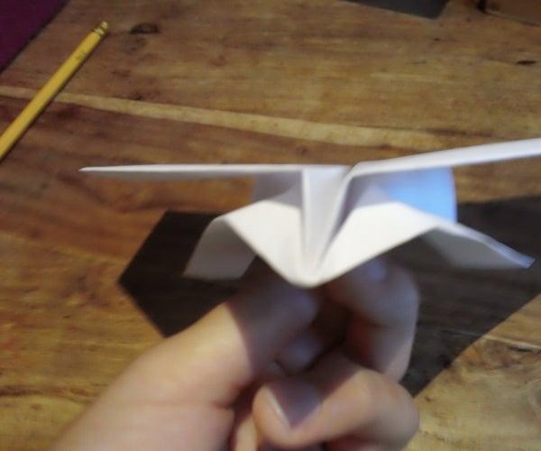 Paper Plane X-wing