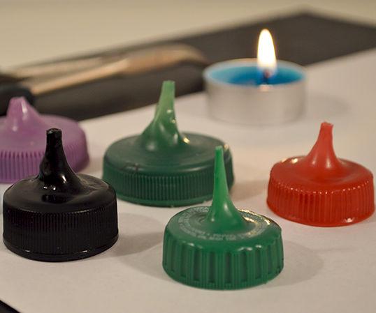 How to Make Plastic Bottle Cap Nozzles