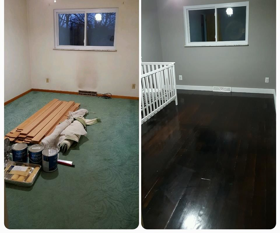 Old Bleachers to Wood Floors