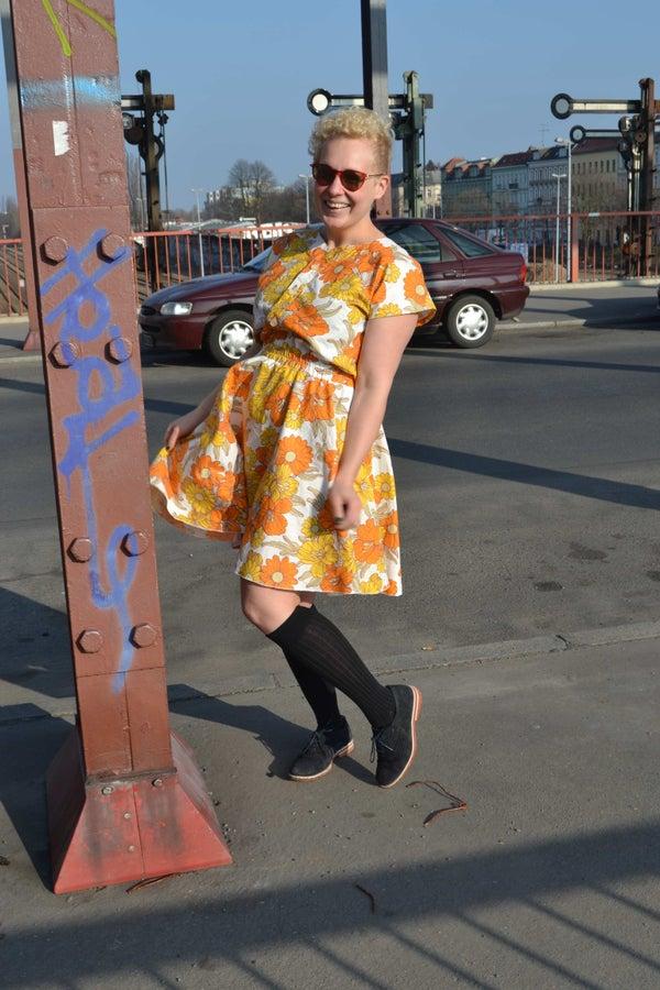 Make a Spring Dress!