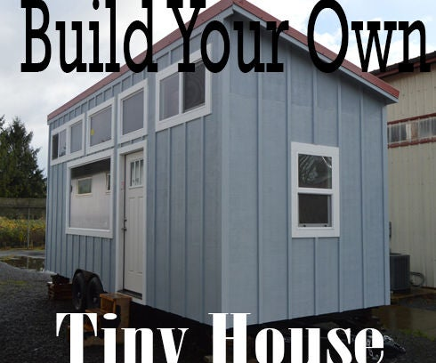 Tiny House Series: Pt. 1 Exterior