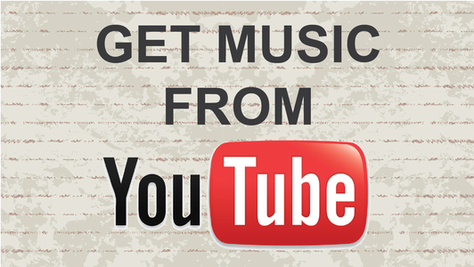 Get Music From Youtube