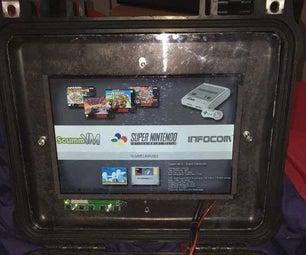 DIY Raspberry Pi 3 Gaming Station