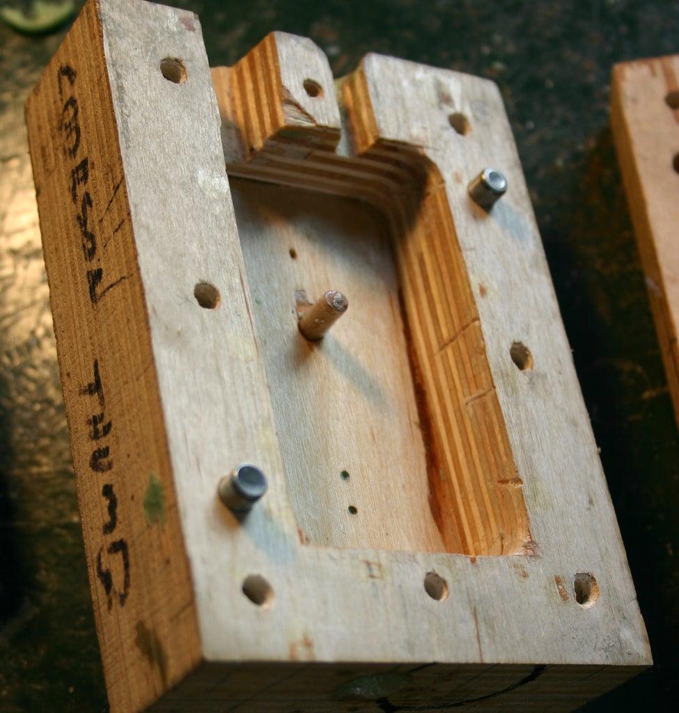 Step 2: Prepare the Mold Box