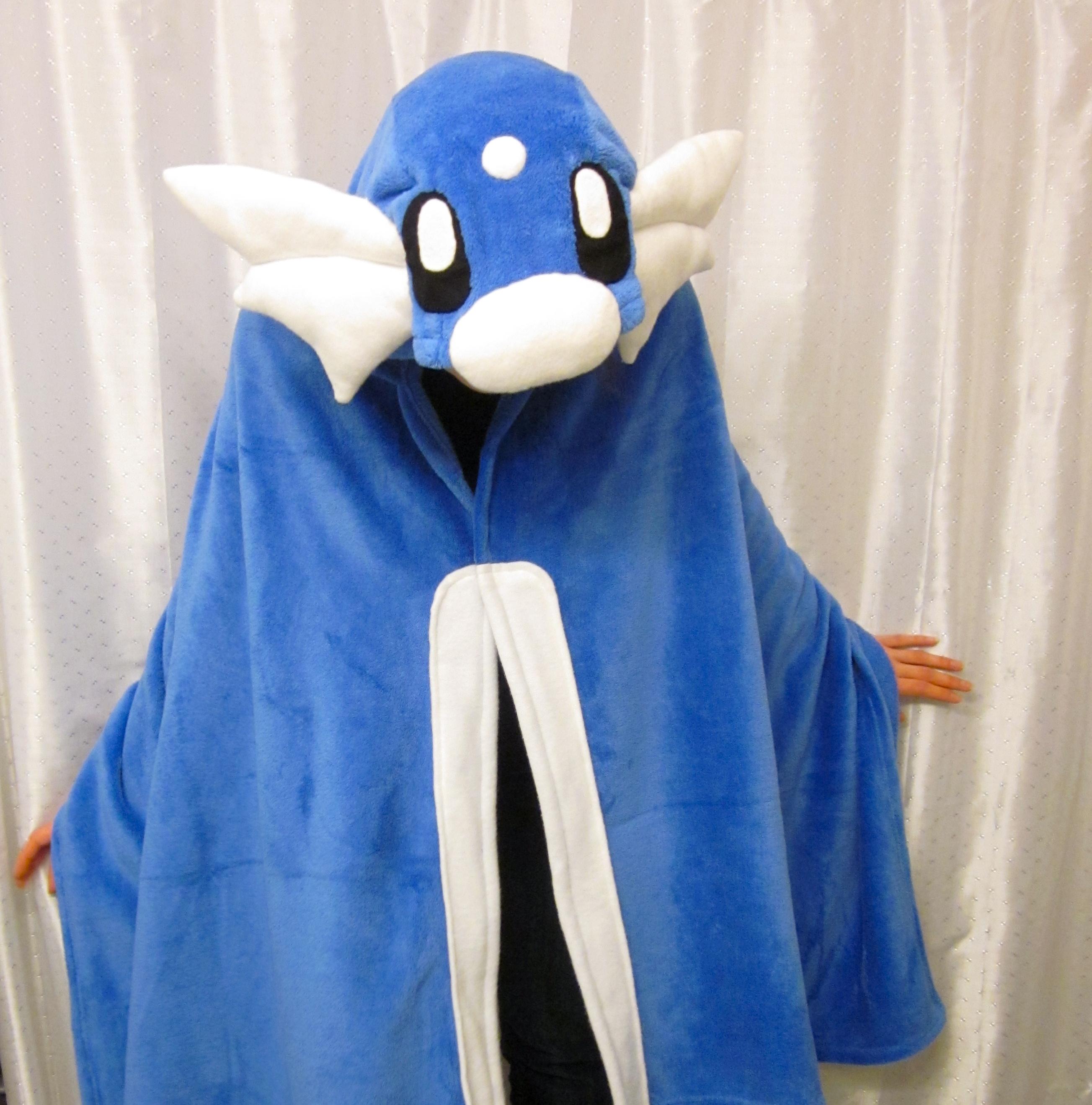 Hooded Character Blanket