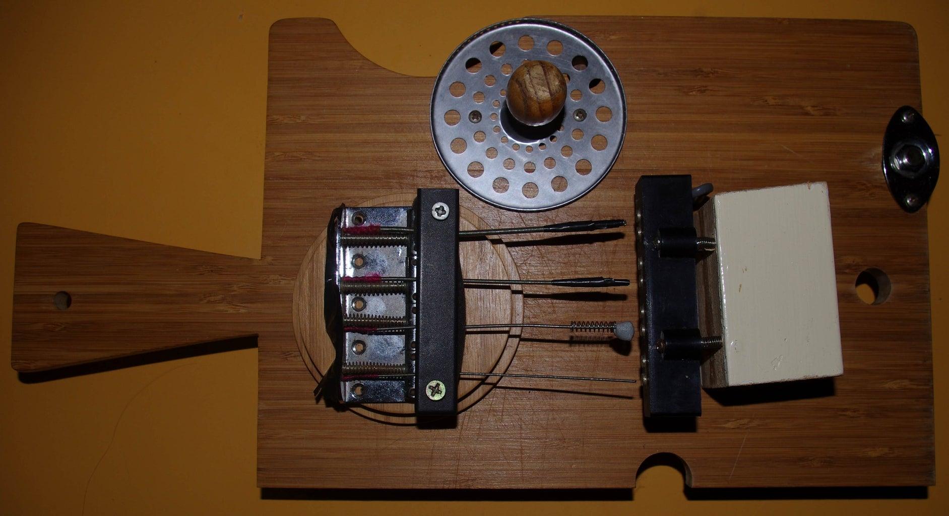 The Chopping Board Bass