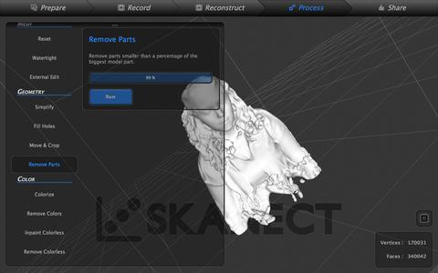 Process Your 3D Model