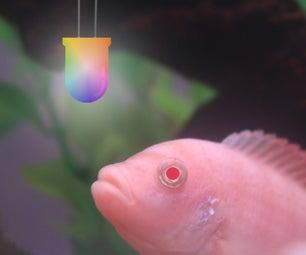 Automated Aquarium Lighting System