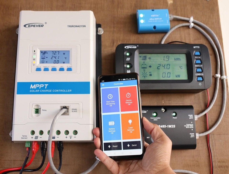 Metering and Data Logging :