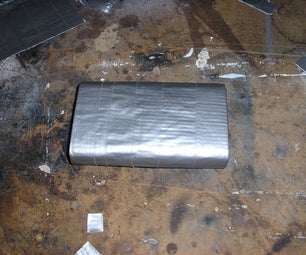 Duct Tape Case for Nintendo DS Lite