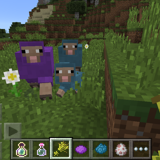 Minecraft Animals