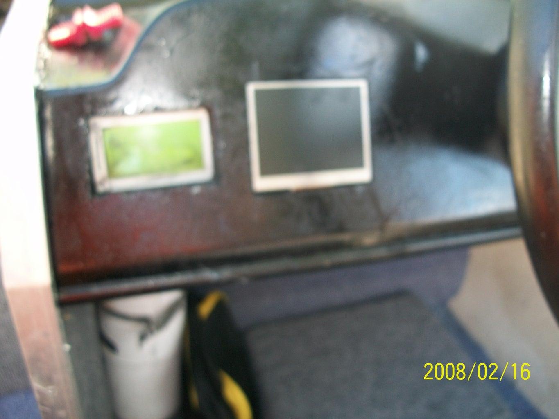 Console , GPS & Underwater Camera