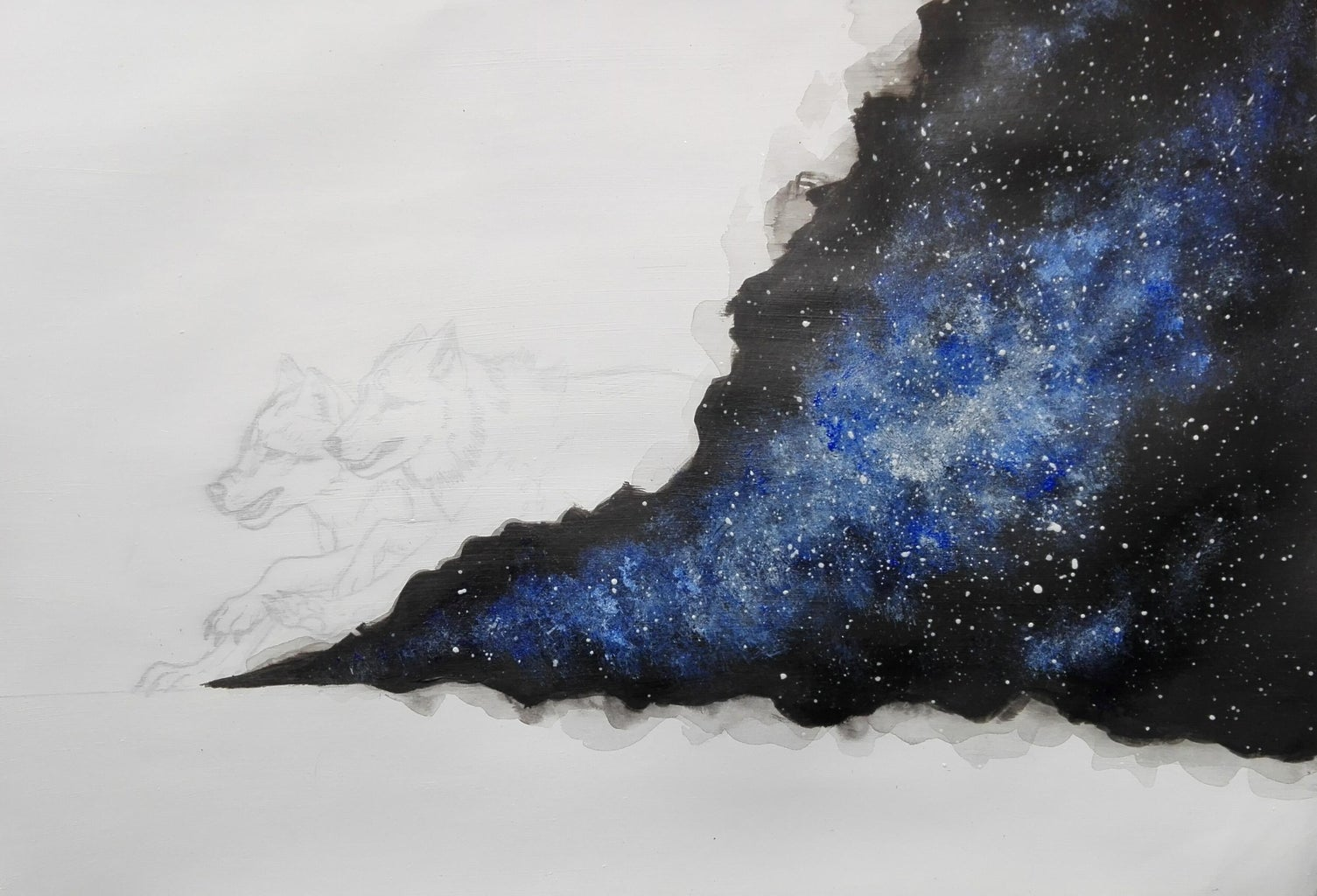 The Beauty of a Galaxy