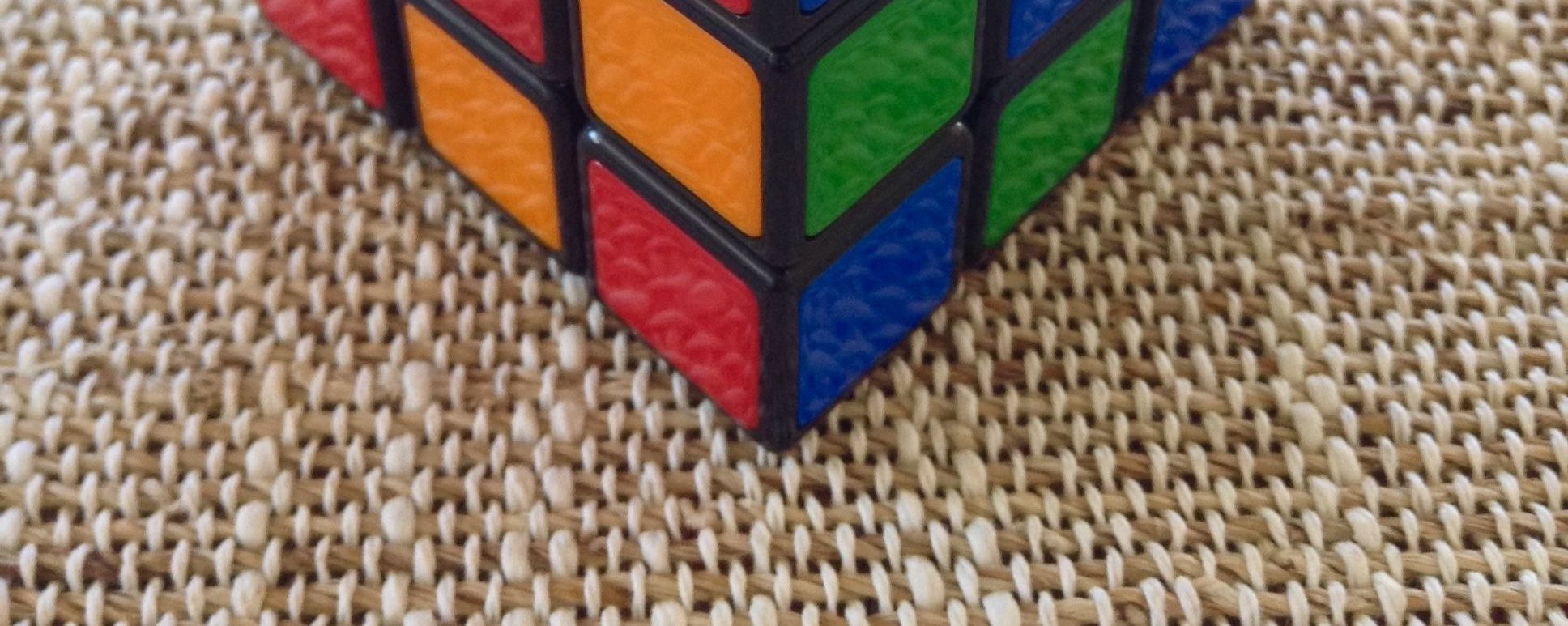How to make a checkerboard with a Rubik's cube