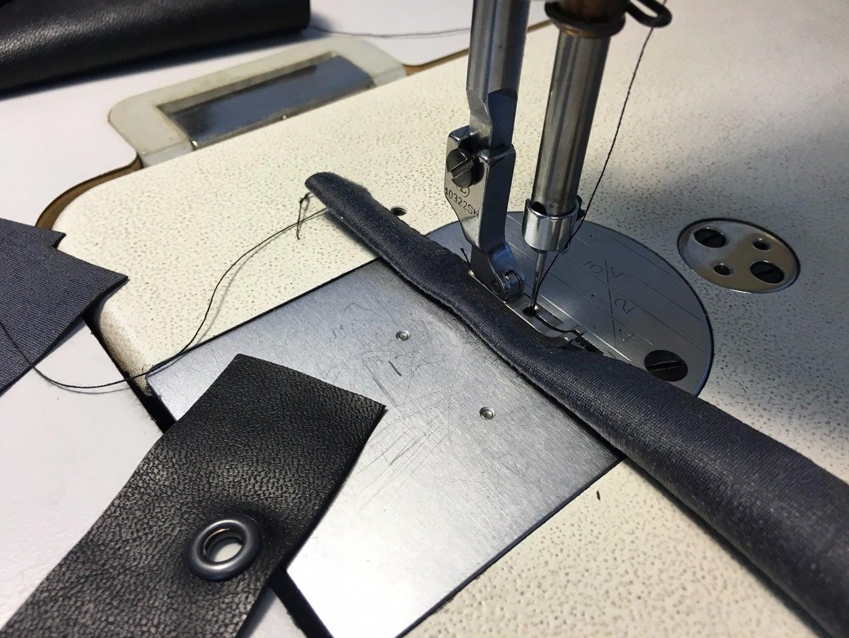 Prepare the Fabric Strips