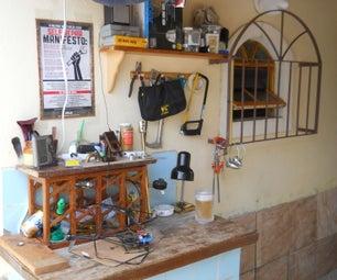 My Outdoor Workshop (Minha Oficina)