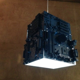 Circuit Board Lamp 2.0