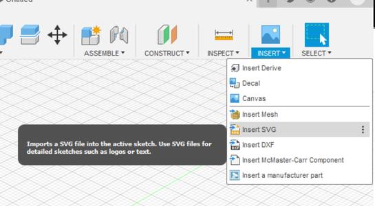 Insert De Texto, Imagenes SVG Y Extrusion.