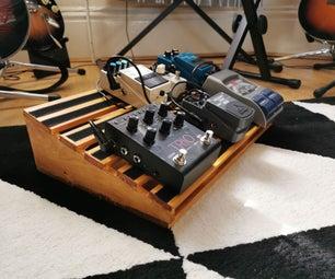 吉他踏板板