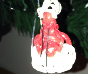 Santa Hat Ornament