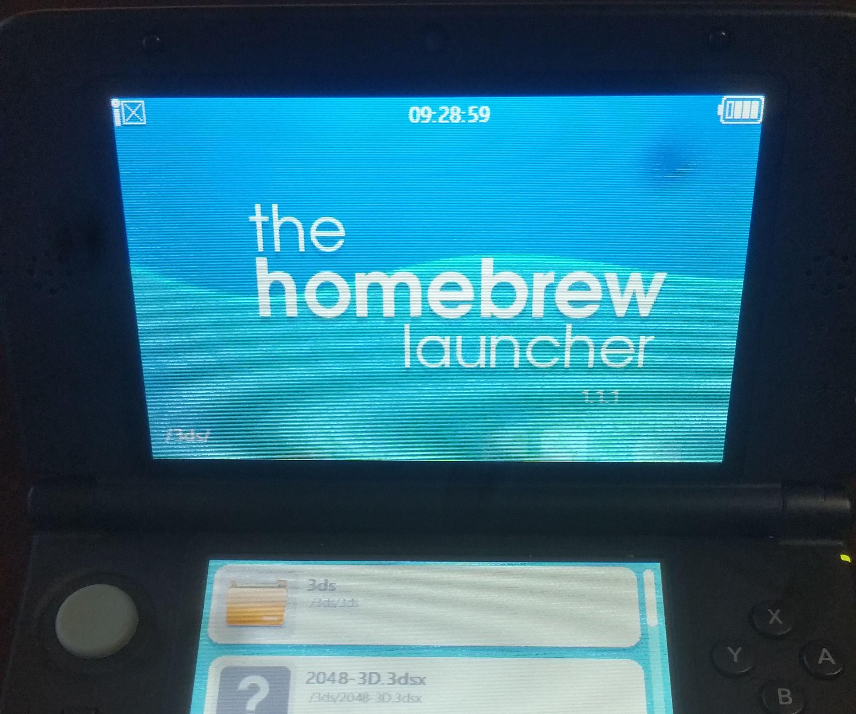 How to Homebrew a Nindendo 3DS