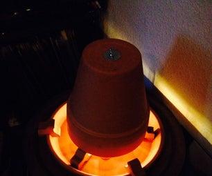 Cheapest Heater in the World Version 2. Bigger, Better, Hotter .