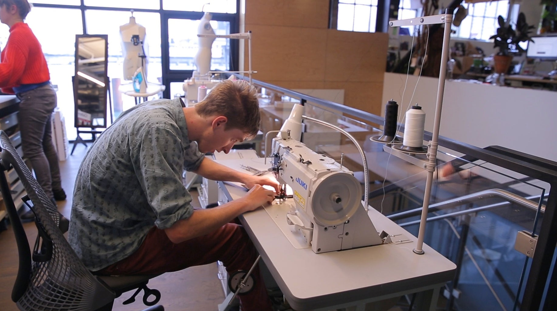The Socket Part 2: Sewing the Sock