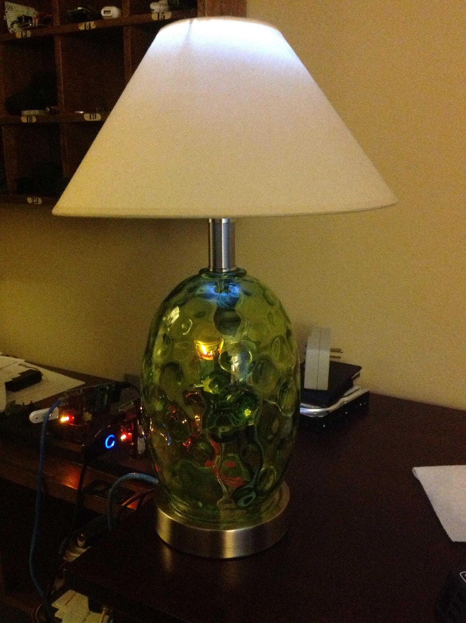 Raspberry Pi Lamp LAMP Server