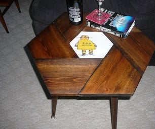 Hexagonal Table (with 6 Options)