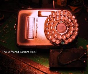 Hack a Camera Into a Infrared \ Night Vision Camera